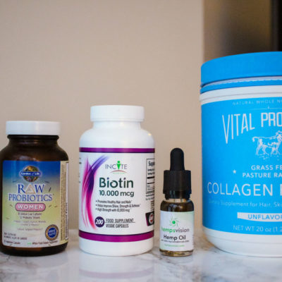 Weekly Refreshment: Supplements I've Been Loving