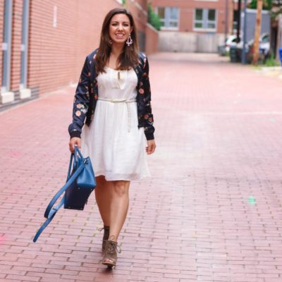 Styling A LWD For Fall