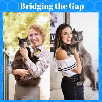 Bridging the Age Gap With Jodie!