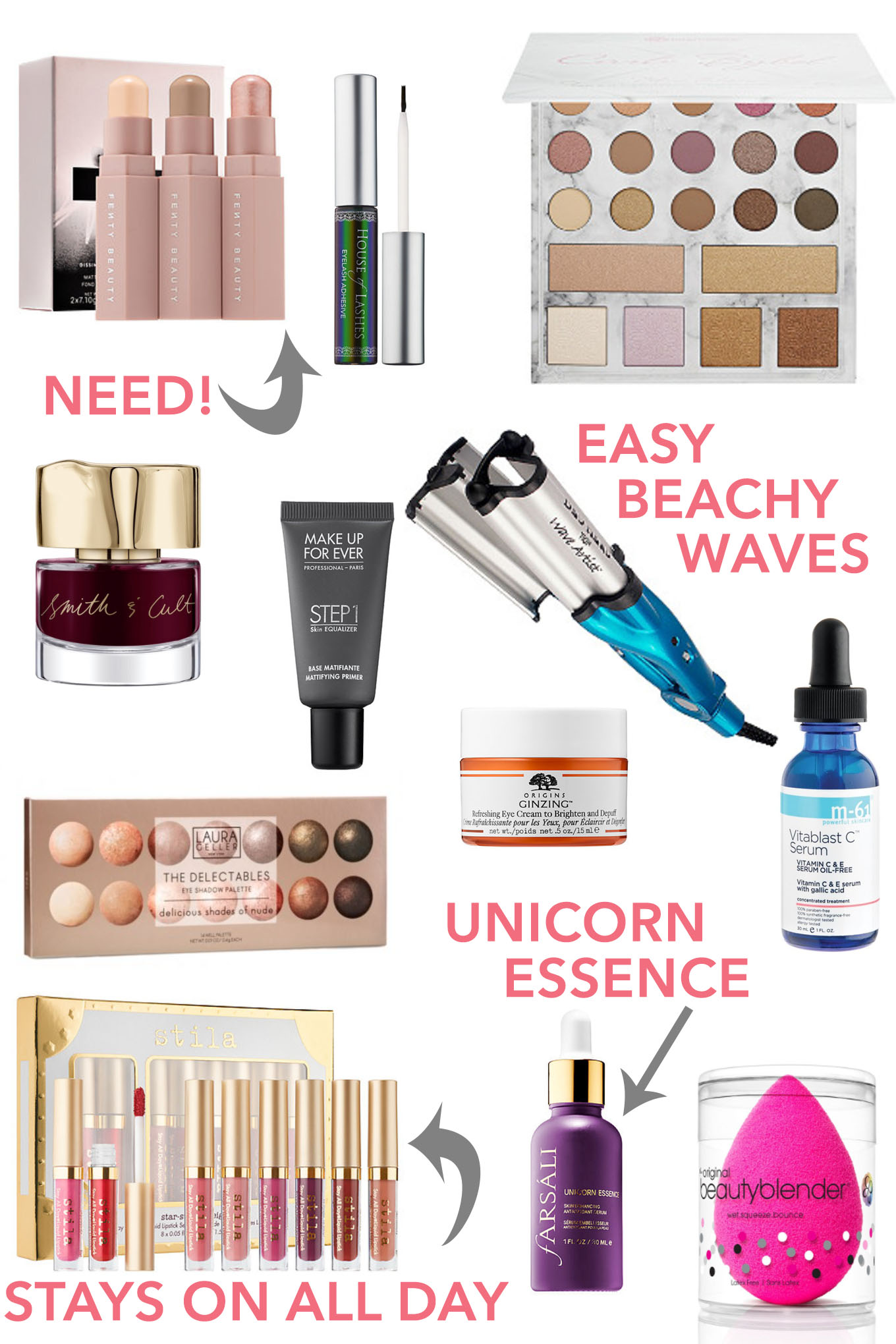 Lifestyle blogger Roxanne of Glass of Glam's Beauty Wish List with TopCashBack