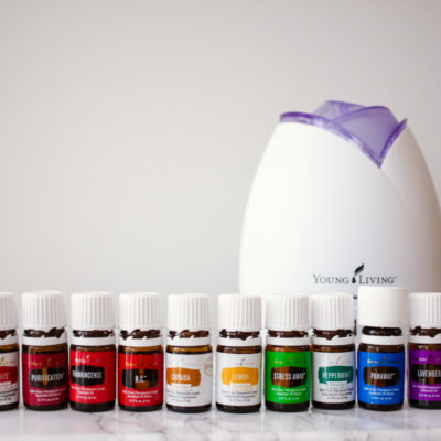 Weekly Refreshment: What I Know About Essential Oils