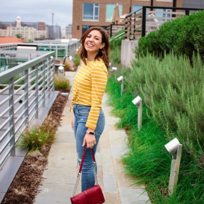 A Rare Friday Outfit Post & Chicago Update!