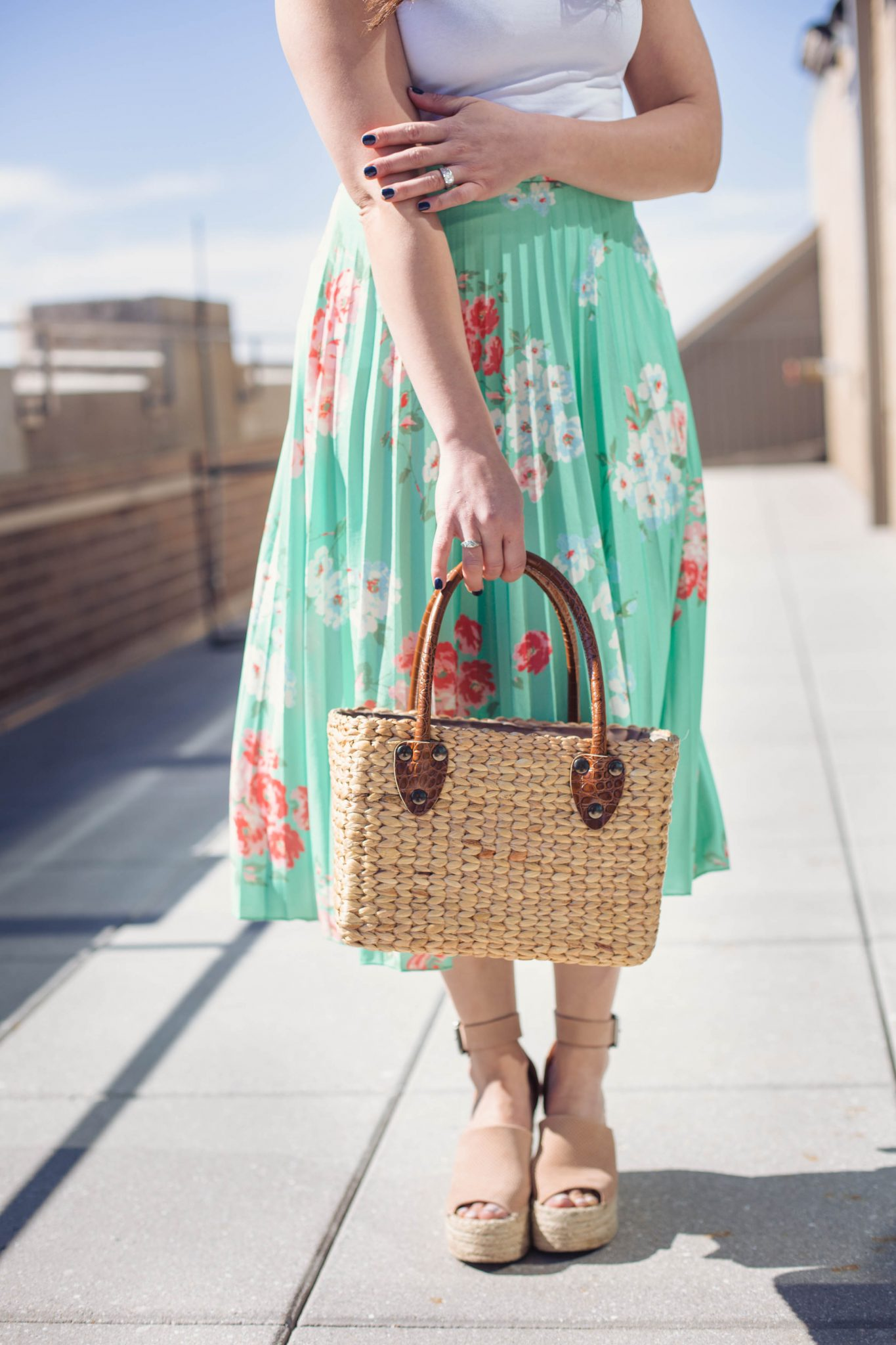Spring In Chicago by popular Chicago fashion blogger, Glass of Glam