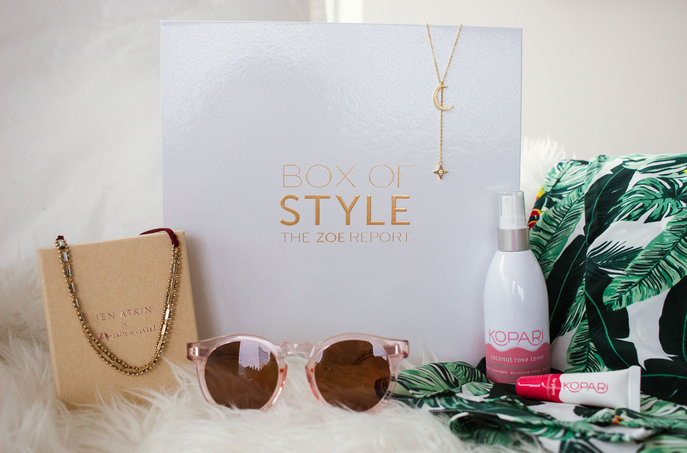 Rachel Zoe Box Of Style Review - Spring 2018 by popular Chicago style blogger Glass of Glam