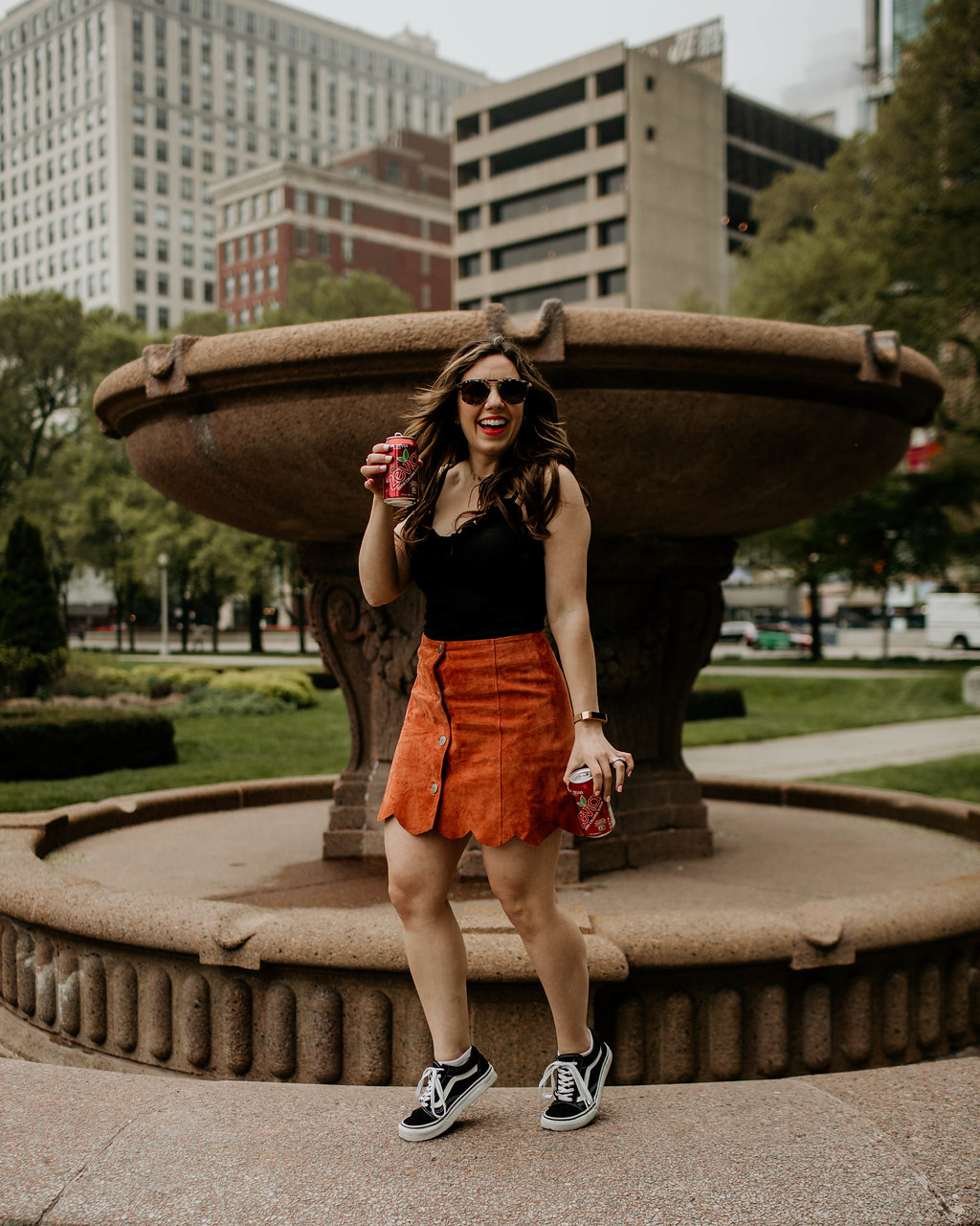 Healthier Drinks & On Mondays We Link Up (#69) featured by popular Chicago lifestyle blogger, Glass of Glam