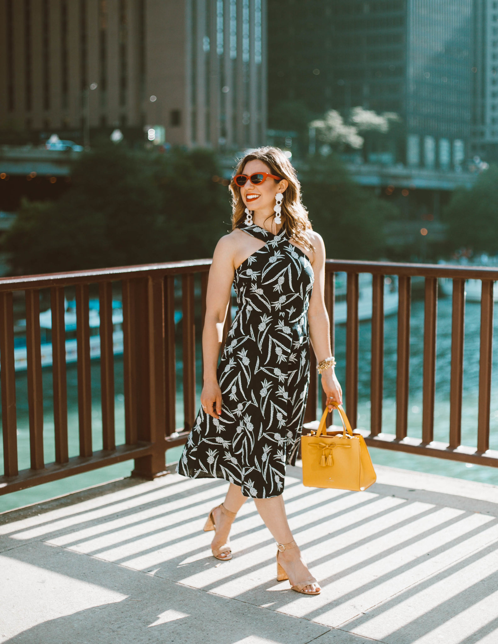 Get Ready For the Ann Taylor Summer Collection! featured by popular Chicago fashion blogger, Glass of Glam