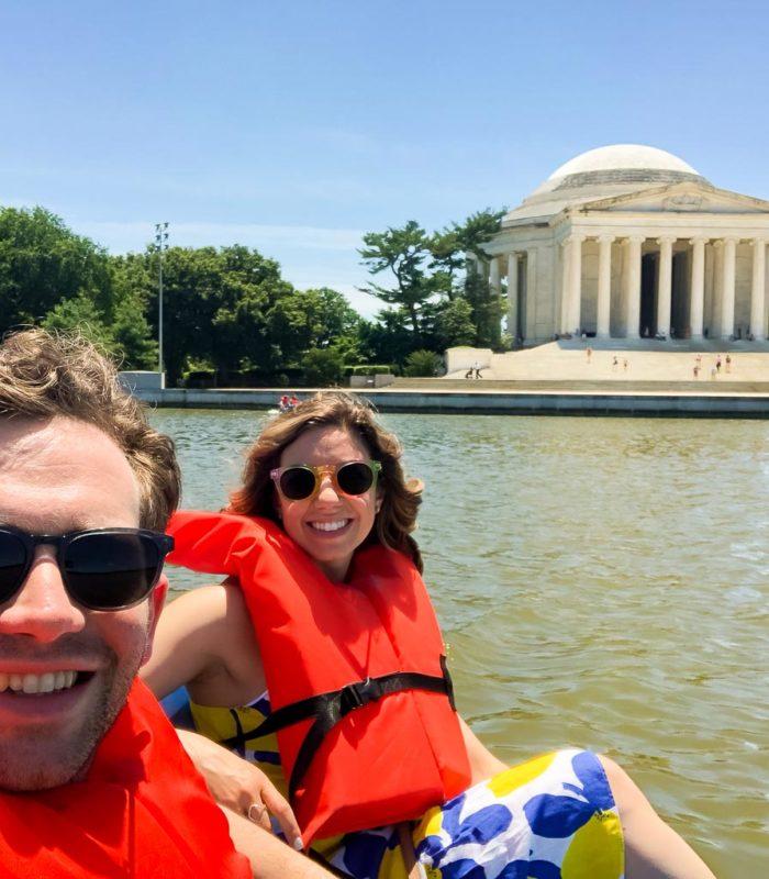 A Weekend In Washington, DC