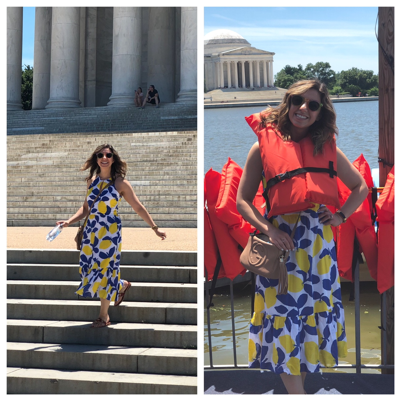 DC Outfits Round-Up featured by popular Chicago style blogger, Glass of Glam