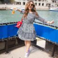 The Perfect Summer Dress & On Mondays We Link Up (#68) featured by popular Chicago style blogger, Glass of Glam