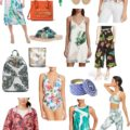 Friday Fizz: Tropical Print Vibes