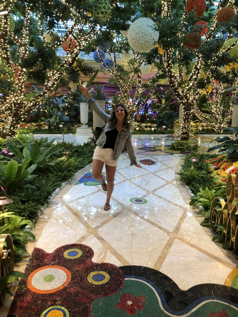 My Las Vegas Trip & On Mondays We Link Up (#72) featured by popular Chicago fashion blogger Glass of Glam