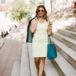 The V Neck Sheath Dress I Didn't Bring To Vegas & On Mondays We Link Up (#71)