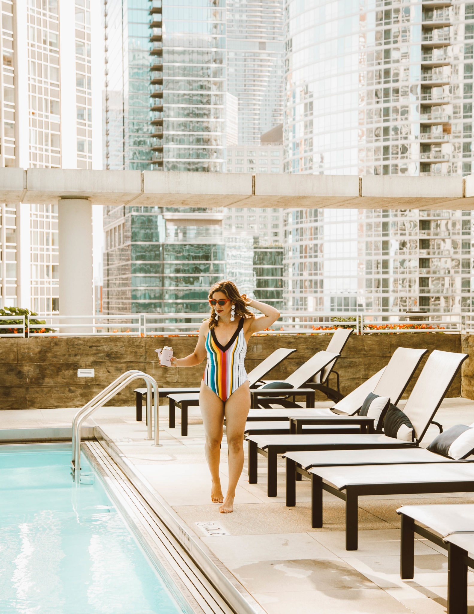 Swimsuits for All & On Mondays We Link Up (#74) featured by popular Chicago fashion blogger Glass of Glam