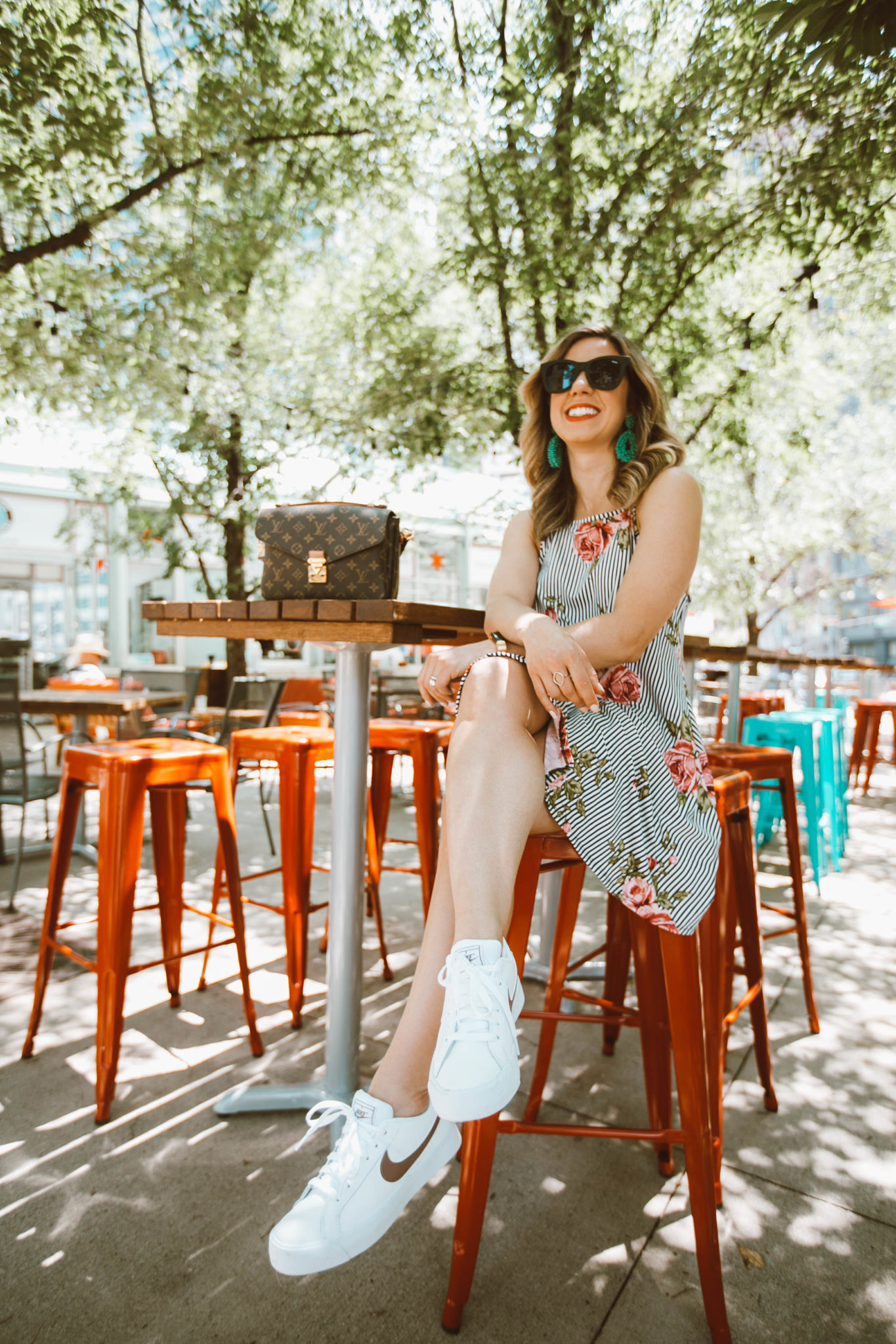 End Of Summer outfit featured by popular Chicago fashion blogger, Glass of Glam