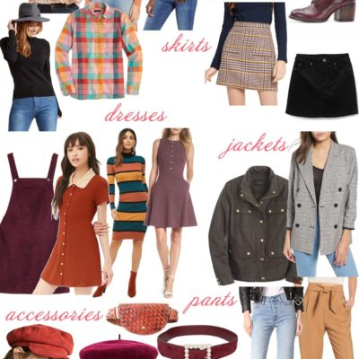 The Ultimate England Packing List featured by popular Chicago fashion blogger, Glass of Glam