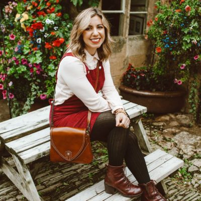 Traveling Through England In Style With Patricia Nash Designs