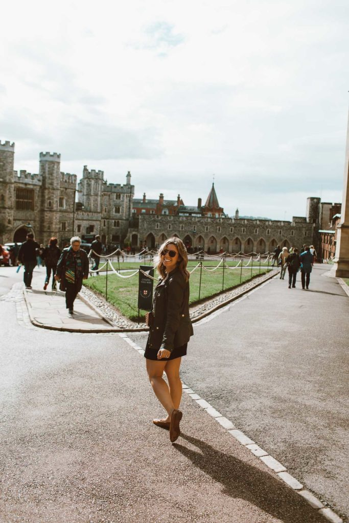 Windsor Castle Tour featured by top Chicago travel blog, Glass of Glam
