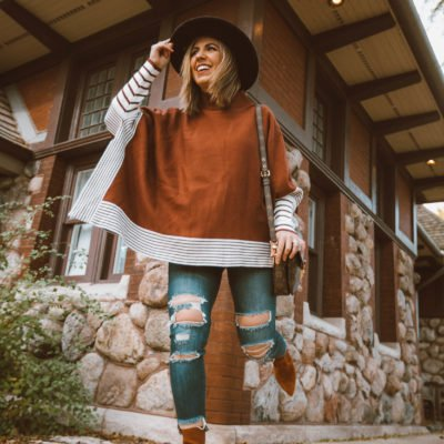 Fall Bottom Trends: Cute Distressed Jeans & More