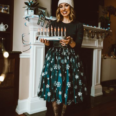 Hanukkah Home Decor Ideas