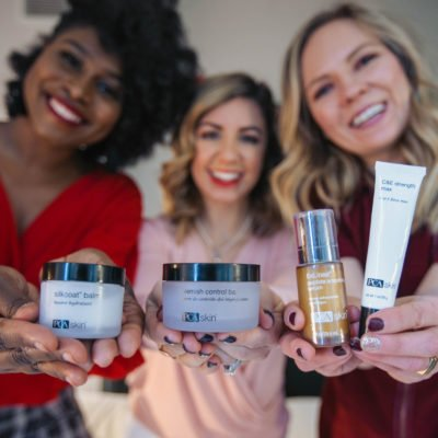 PCA Skin Peel Giveaway! And On Mondays We Link Up (#100)