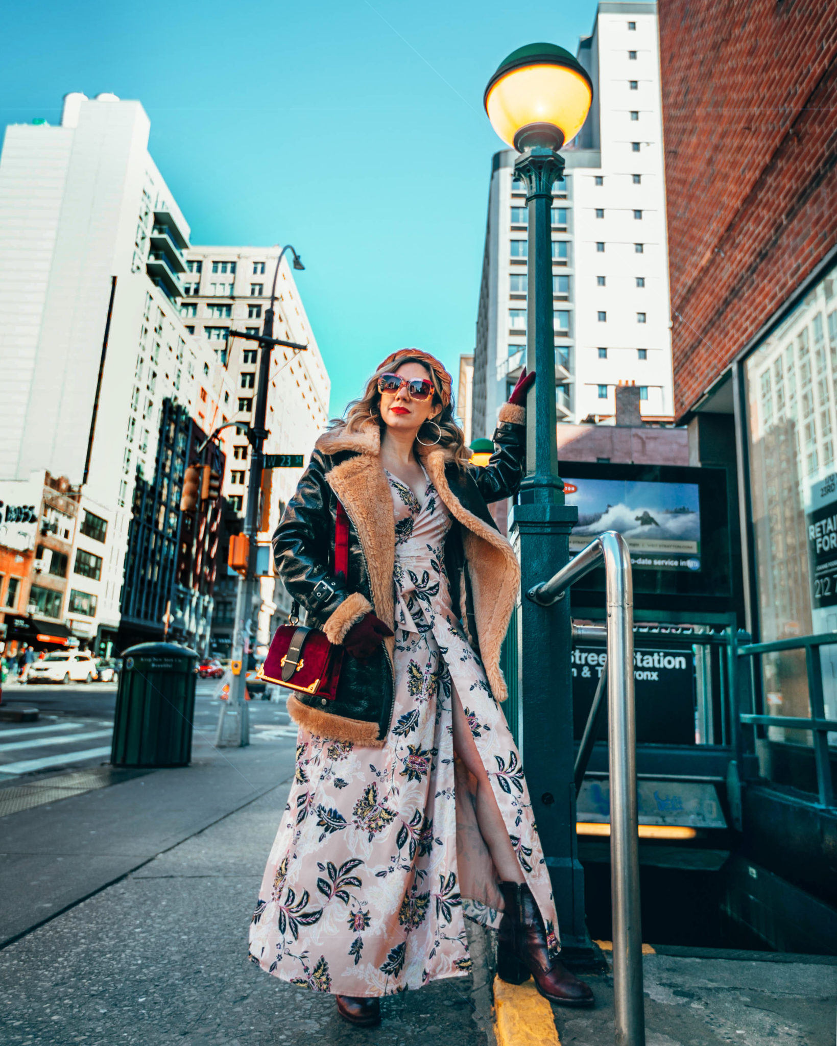 NYFW outfits featured by top US fashion blog, Glass of Glam