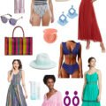 Spring Break Essentials featured by top US fashion blog, Glass of Glam