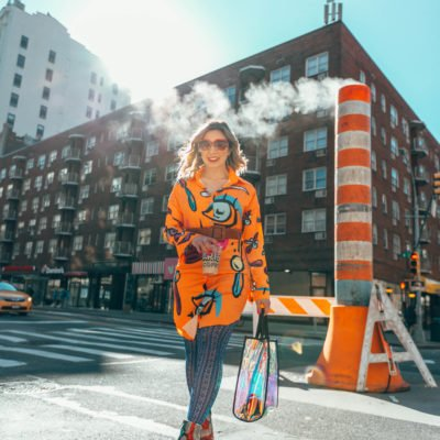NYFW 2019 Outfits – Going The 'Extra' Mile