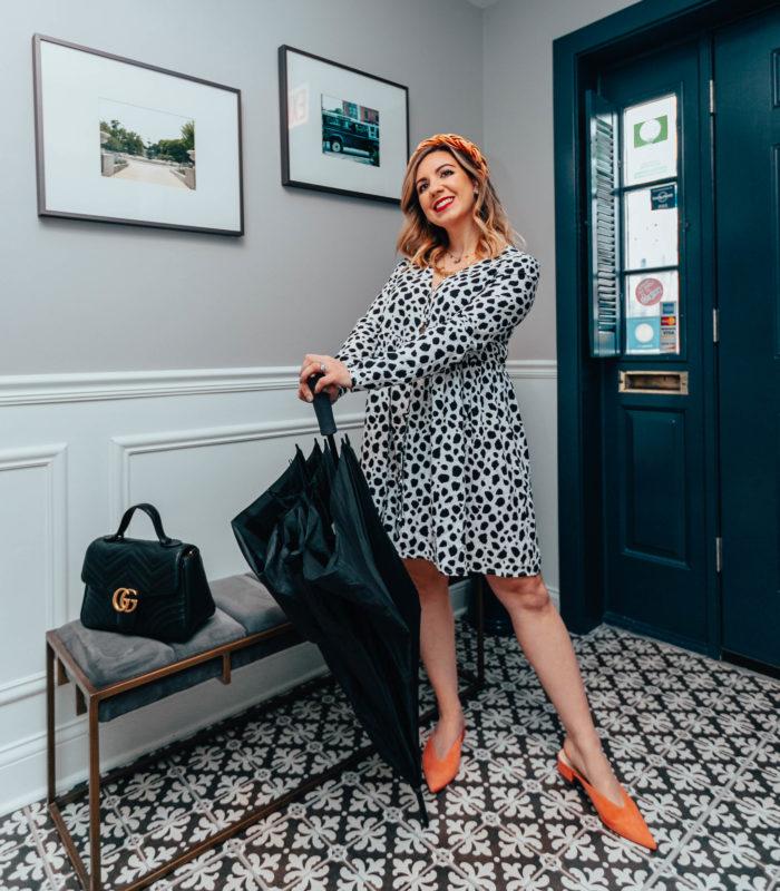 The Best ASOS Leopard Dress & On Mondays We Link Up (#118)