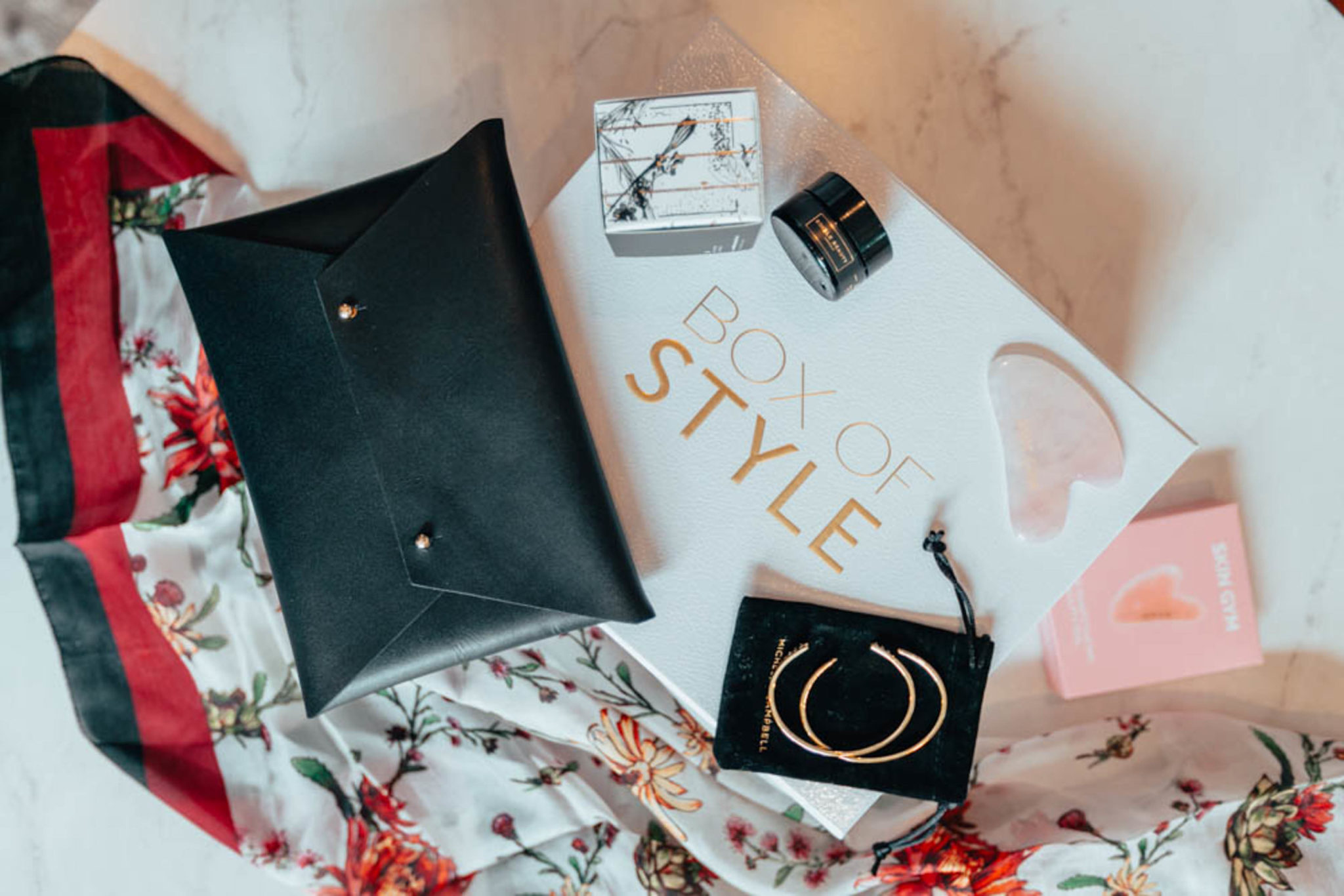 Rachel Zoe Box of Style review featured by top US life and style blog, Glass of Glam