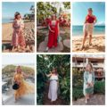 Maui Packing List and outfit round up featured by top US fashion blog, Glass of Glam