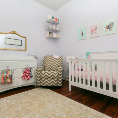 Baby Glam's Nursery Reveal!