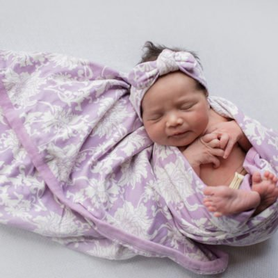 Our Baby Girl Birth Story: Welcome Baby Glam, Sidney Eileen!