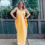 Amazing Goddess Maxi Dress & On Mondays We Link Up (#129)