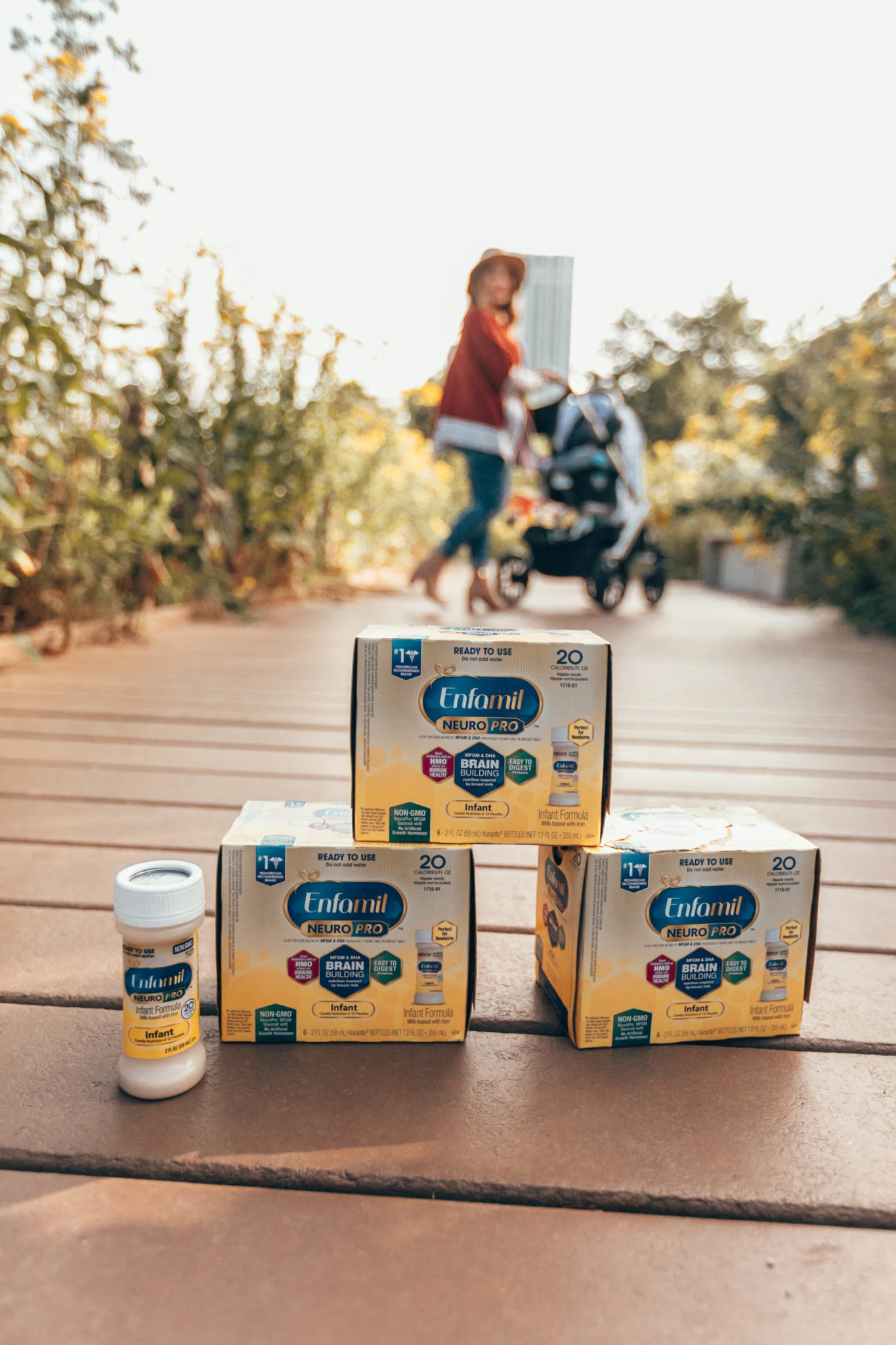 Enfamil NeuroPro Infant Formula Is My Baby Formula Choice by popular Chicago mom blog, Glass of Glam: image of Enfamil NeuroPro Infant Formula.
