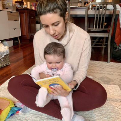 Sidney's Favorite Baby Books