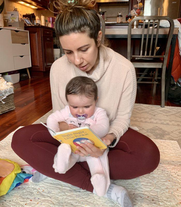 Sidney's Favorite Baby Books