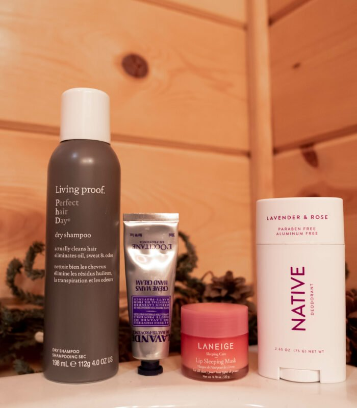 Cabin Beauty Essentials