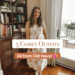 Five Comfy Spring Outfits From Old Navy