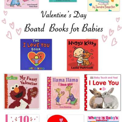 Valentine's Day Books For Littles