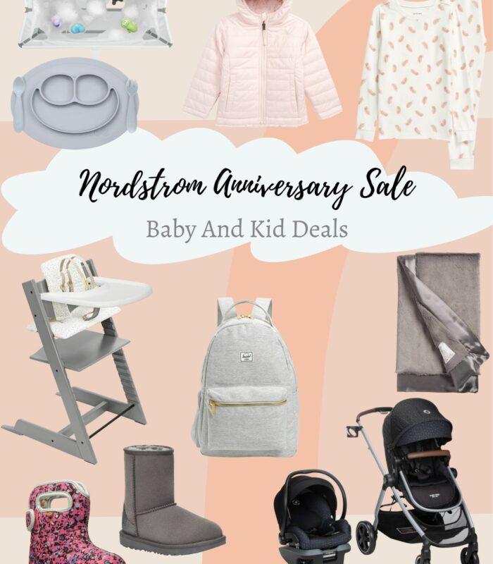 Nordstrom Sale Baby and Kid Deals