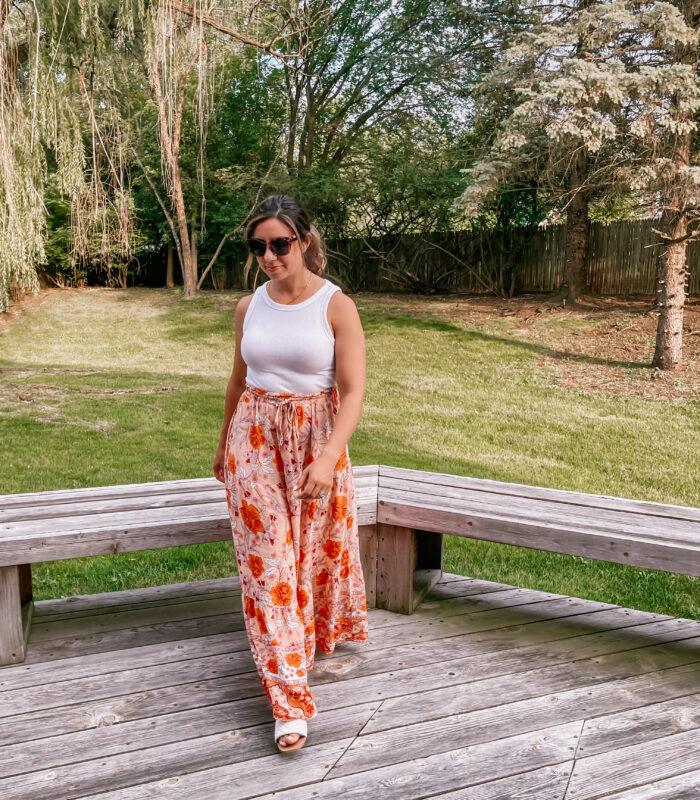 Maxi Skirt Summer
