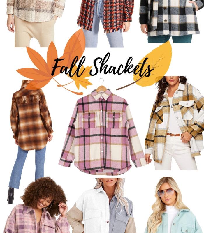 The Cozy Fall Staple: Fall Shackets